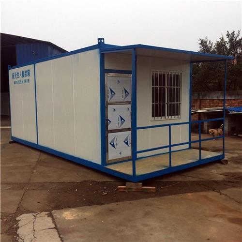 新元移动板房(在线咨询)|开化住人集装箱|住人集装箱制造公司