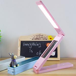 供应 led折叠台灯触摸调光USB充电护眼灯