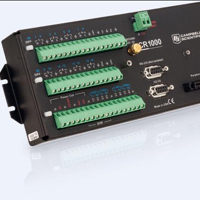 美国CR1000数据采集器