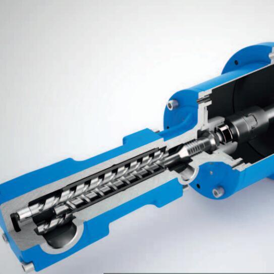 出售TFS496东乡机床厂配套润滑螺杆泵整机