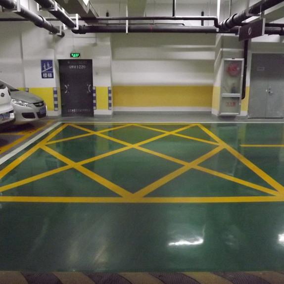 广东停车场防滑地坪漆 君诚丽装优质停车场地坪漆
