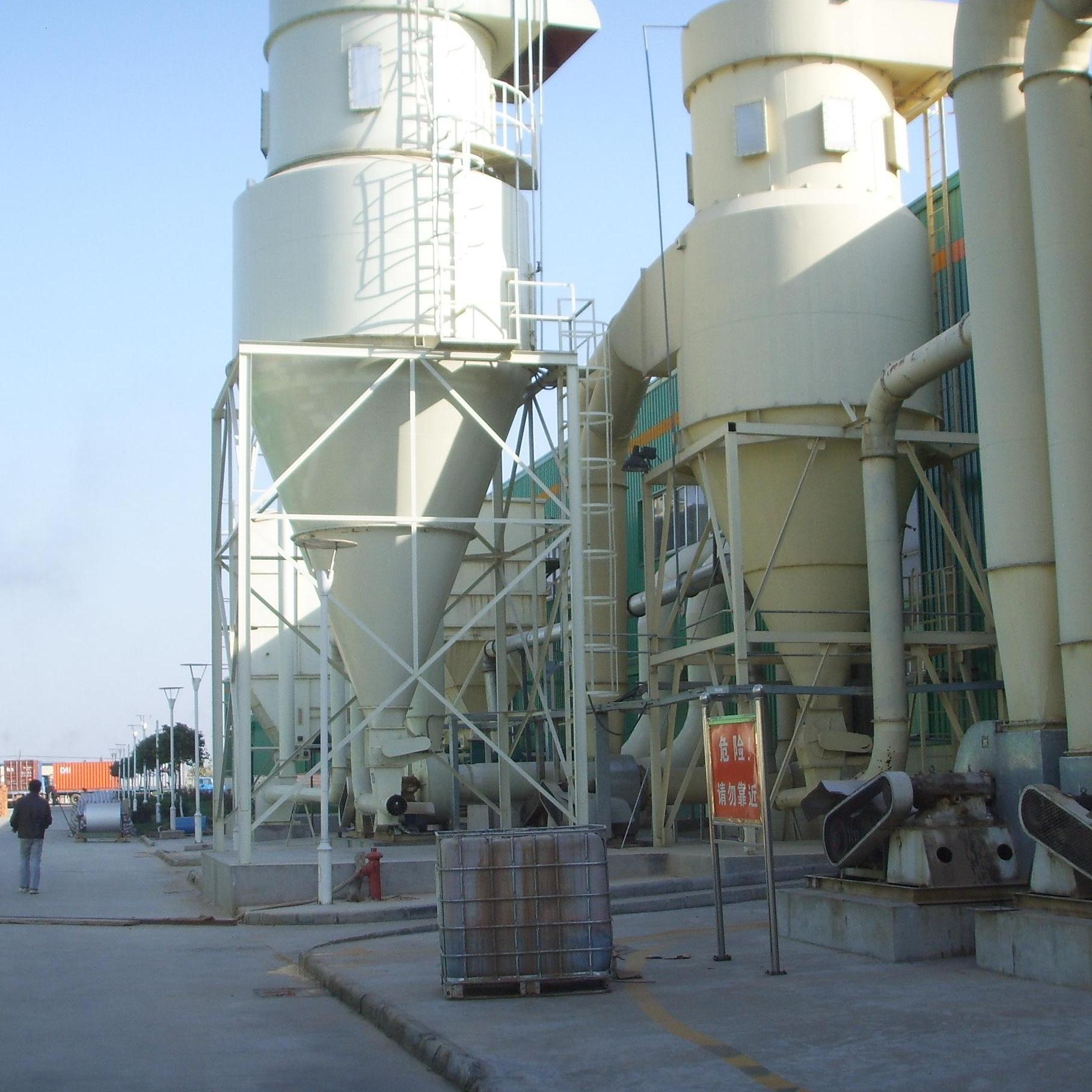 旋风除尘器 圆筒形旋风除尘器 高效旋风式除尘器厂家现货供应