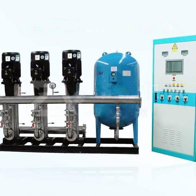 恒压供水设备特点
