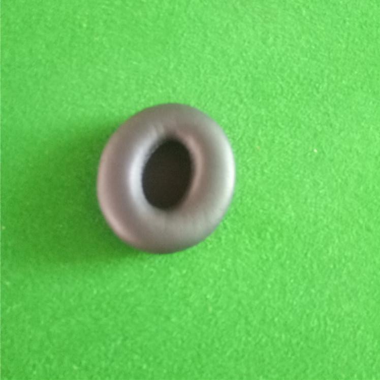 生产异型吸塑成型 PVC皮料高周波热压工艺 车缝PU皮耳套