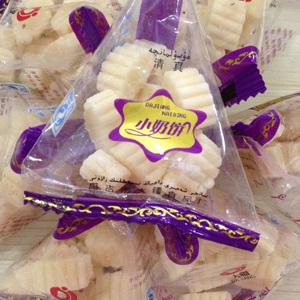 新疆奶疙瘩1000g有 4款混搭 奶酪 酸奶豆奶干零食
