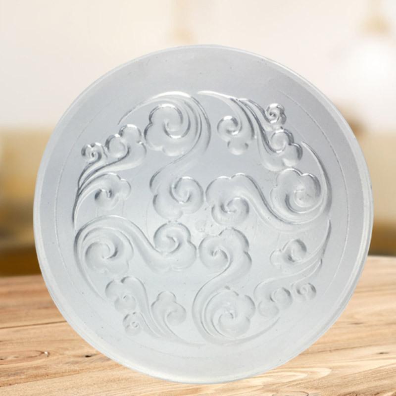 水晶 装簧片圆形 佛教用品 家具装饰 专业产品定制 压型工艺