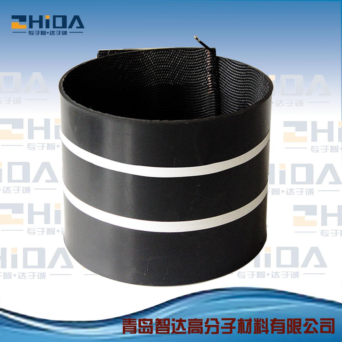 青岛天智达供应优质电热熔套 电热熔接口 优质电热熔管件