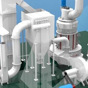 桂林恒达HD系列磨粉机