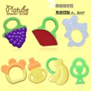 婴儿用品牙胶宝宝硅胶咬胶磨牙棒咬咬乐玩具母婴用品厂家批发