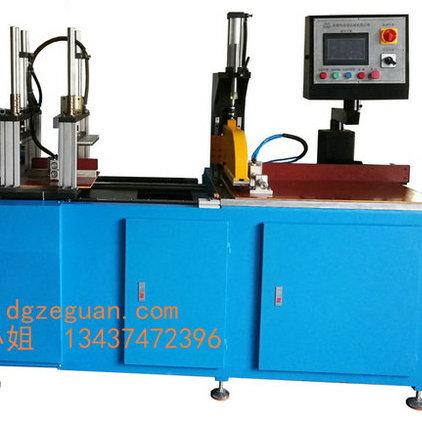 工业铝型材自动切割机 铝材自动化锯床 铝型材数控开料机