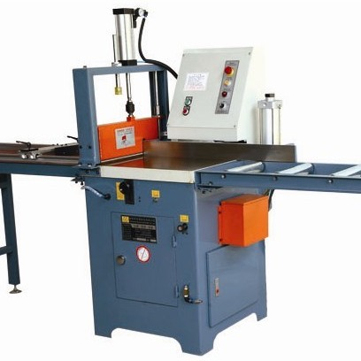 半自动铝铜锯料机 龙门式铝切割机 太空铝材切割机
