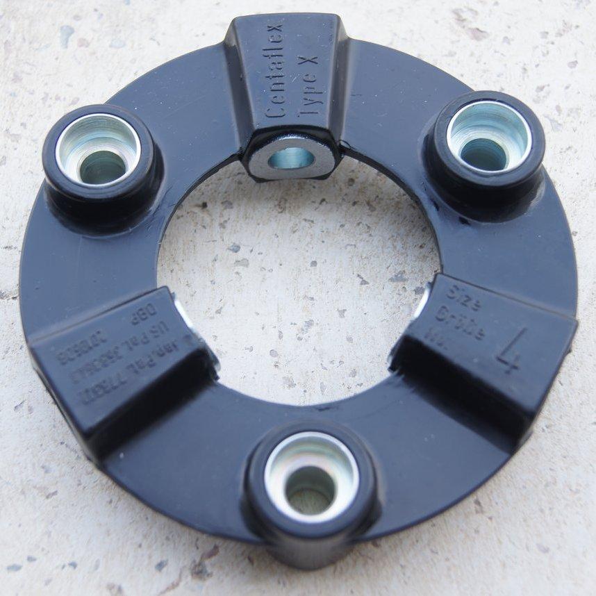 供应日本原装三木MIKIPULLEY橡胶联轴器CENTA联轴器CF-X-004-00