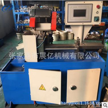 铜铝薄壁管专用 切割机 全自动切管机 YJ-200ZC 切割机 切管机