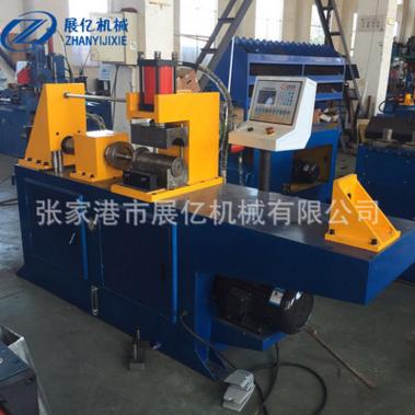 厂家供应SG-40缩管机 方钢管圆管缩管机多功能双工位液压缩管机
