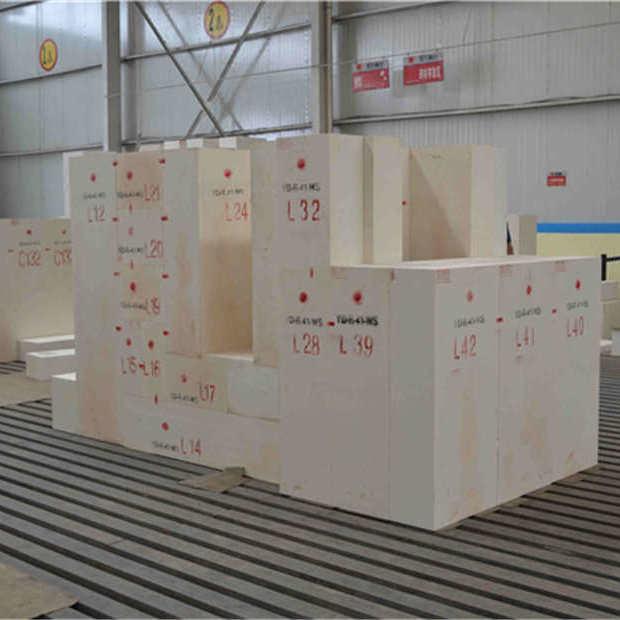 远东耐材 流液洞 采用AZS41#WS砖材 可定制