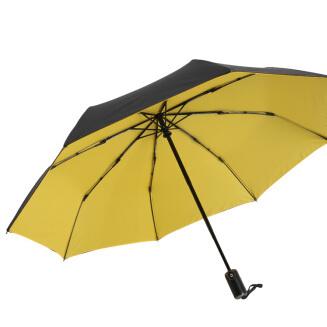 【企业团购活动专享】 美度 MAYDU 全自动三折晴雨伞双层防风商务雨伞男女兼用 颜色随机