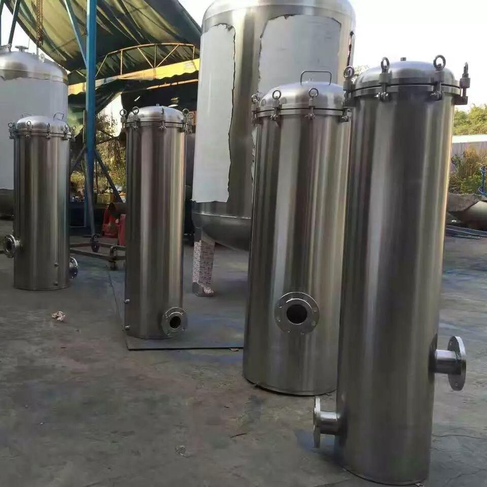 不锈钢保安过滤器法兰(21-25芯)30寸 厂家直销