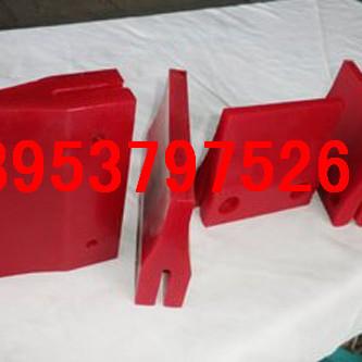 厂家定制聚氨酯刮刀清扫器聚氨酯制品