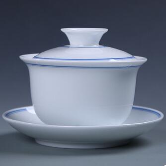 供应 景德镇陶瓷盖碗