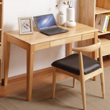 供应 实木台式电脑桌