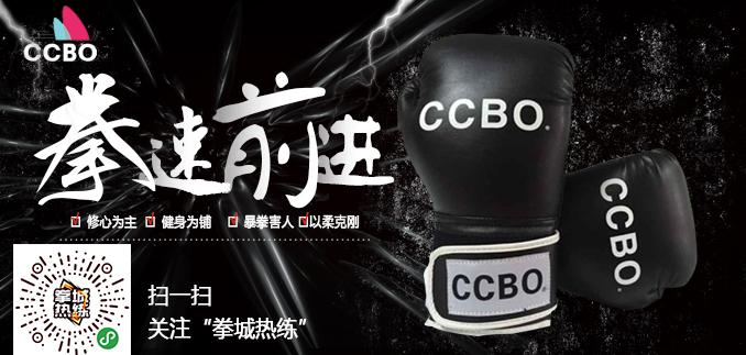 CCBO正品拳击手套 散打搏击拳套