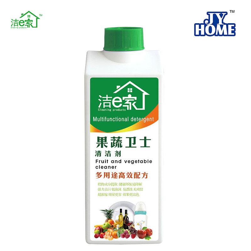 洁e家 瓶1L 天然环保 去除农药残留 清洁剂 果蔬卫士