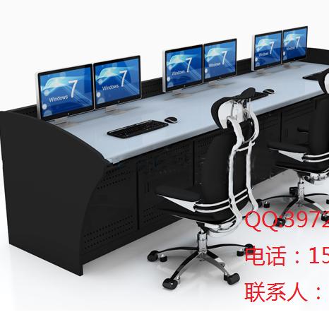 广电行业专用调度台电视墙操作台