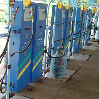 长期供应高精度液化气灌装秤 智能电子充装秤 液化气灌装秤厂家