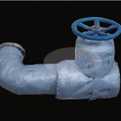 柔性可拆卸阀门保温套 减压阀保温套 阀门保温衣 拆卸方便  易于安装 优质保温套厂家 韵恒制作