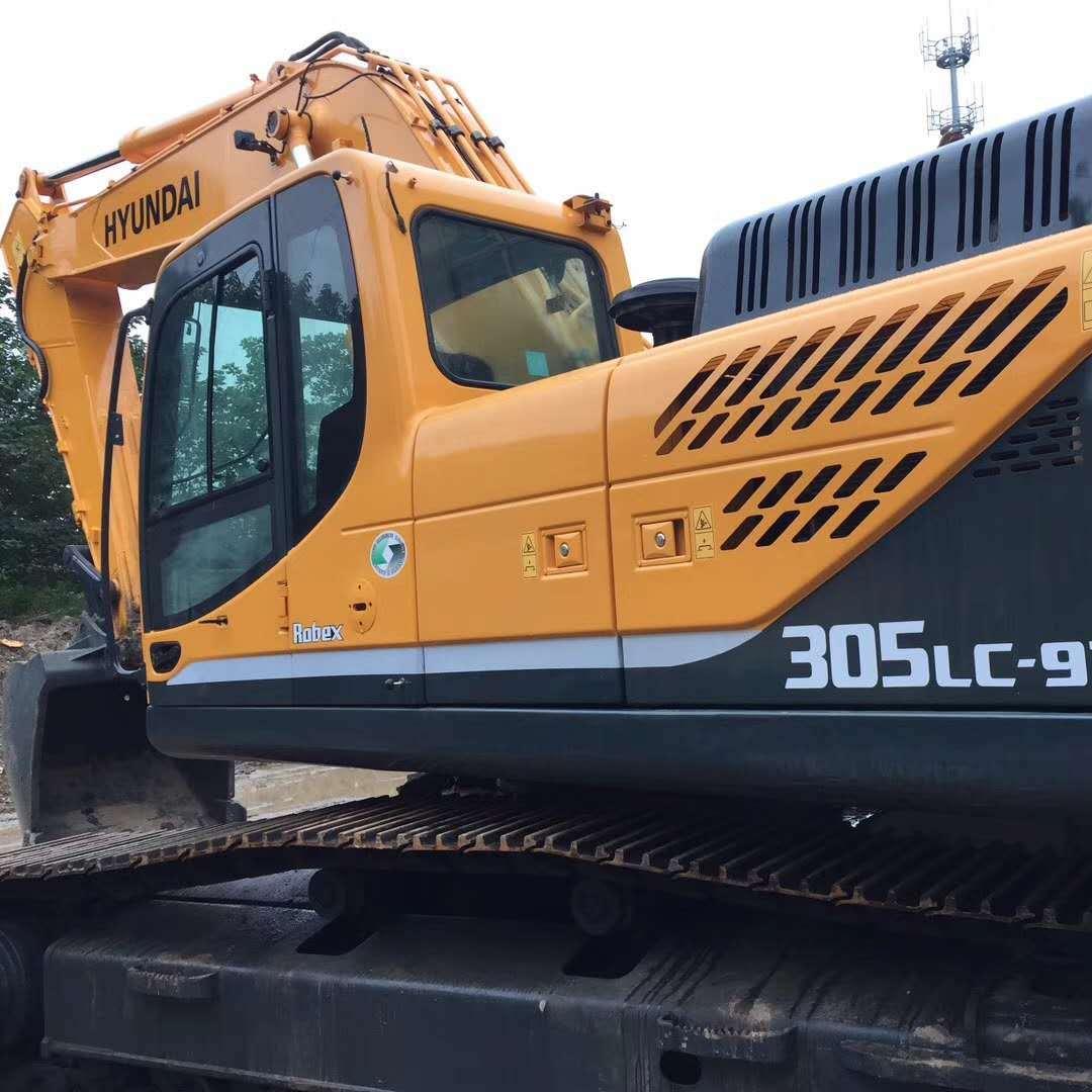 出售极品现代R305LC-9T挖掘机
