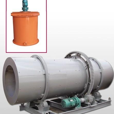 BM型回转式包膜机 复合肥包膜机 肥料 种植包膜机