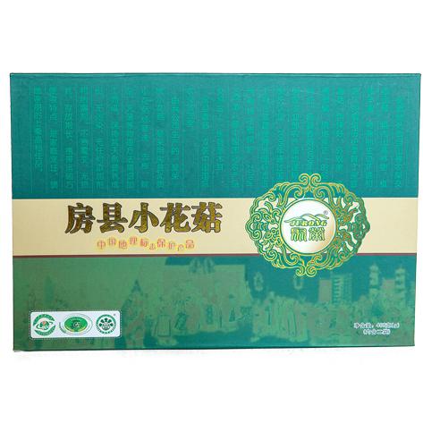 舌尖上的中国房县椴木小花菇肉厚冬菇400g