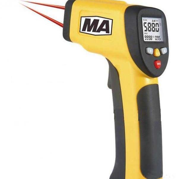 环境检测CWH850矿用本安型红外测温仪850°