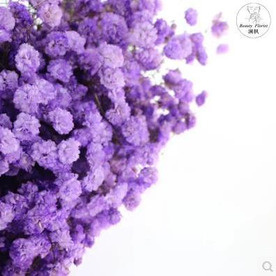 供应 满2扎包邮满天星全国鲜花速递云南昆明鲜切花花店家庭插花做干花