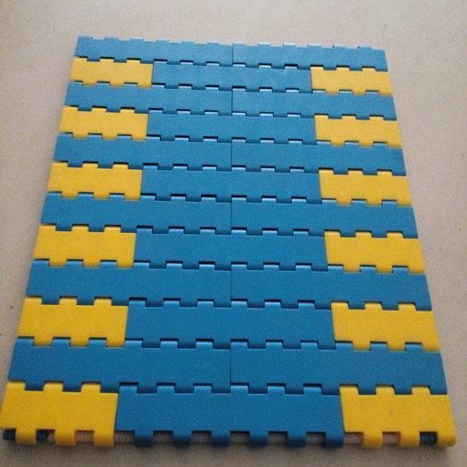 上海帛钛   模块塑料网带厂家   供应M2560平板型塑料网带