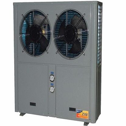 5匹超低温家用供暖设备 空气能热泵热水器机组 采暖煤改电