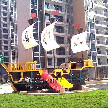 江油振兴景观欧式木船厂家 【振兴】厂家提供装饰乌篷船 酒店摆设景观船供应