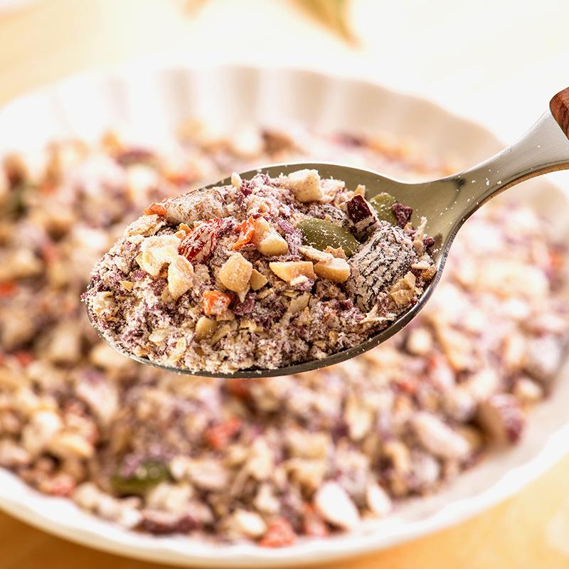 魔芋代餐粥五谷杂粮粉红豆薏米粉即食早餐魔芋粉