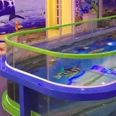 伊贝莎组装玻璃椭圆池