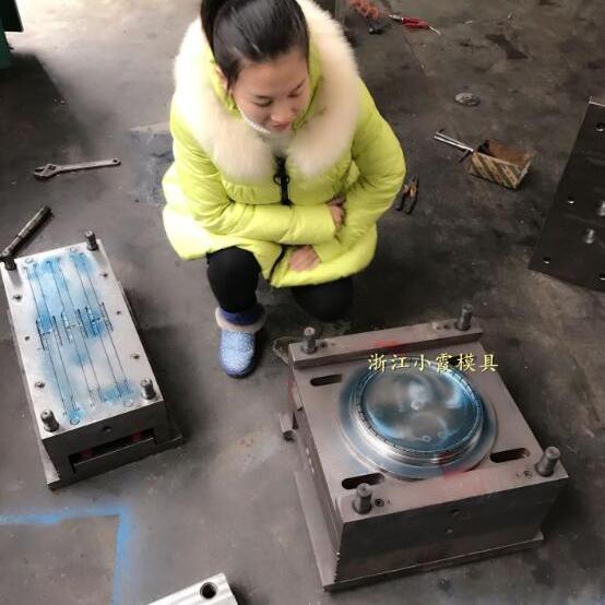 浙江小霞10KG机油桶塑胶模具 10KG防冻液桶塑胶模具