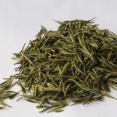 供应  高山区茶叶散茶 500g装霍山黄芽野山茶 浓 散茶 黄茶
