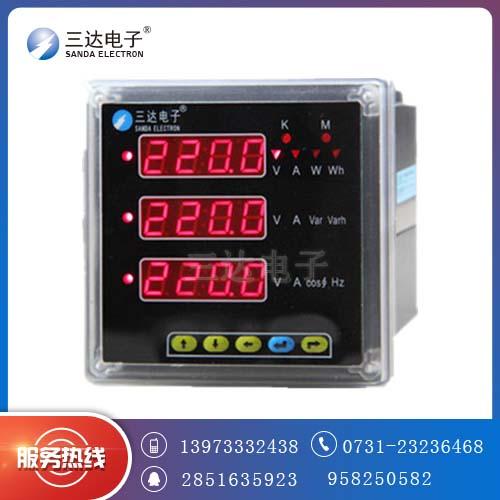 常德PD186Z-9SY多功能网络仪表