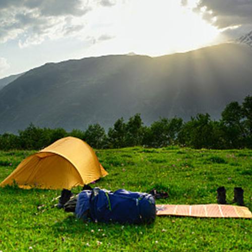 供应 沙漠之狐豪华十人野营帐篷