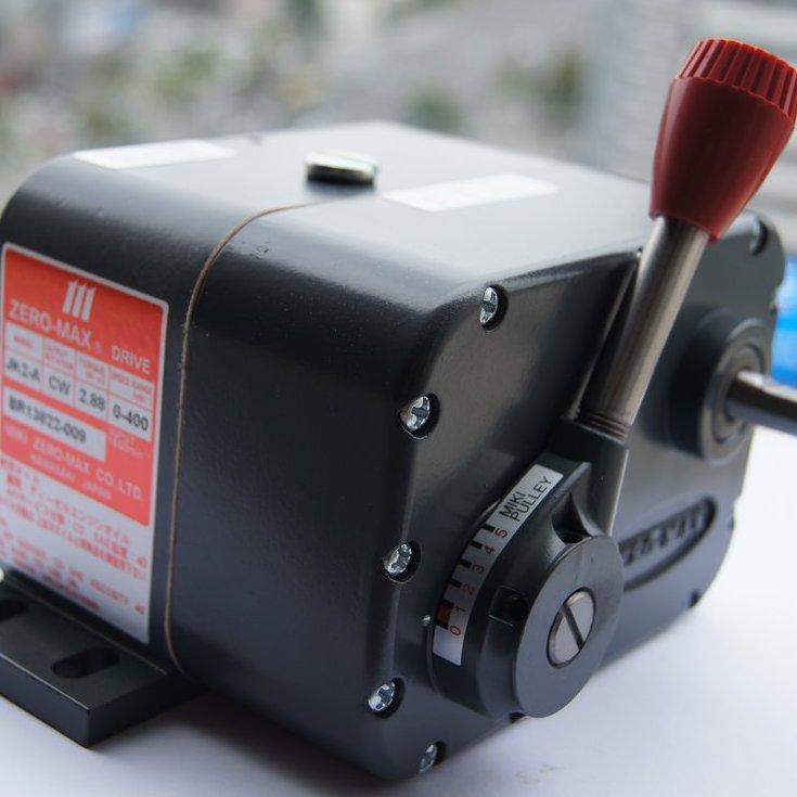 供应原装MIKIPULLEY日本三木连杆式Zero-Max无级变速机jk2