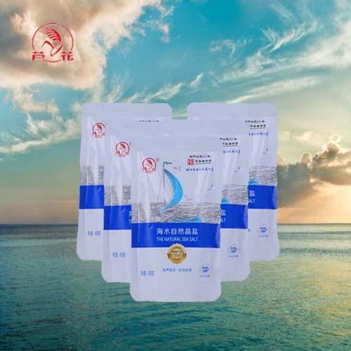 海水低钠盐立袋(未加碘) 400克