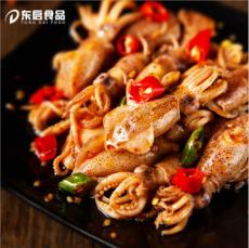 东启食品 罐装即食海鲜零食香辣捞月 小海兔