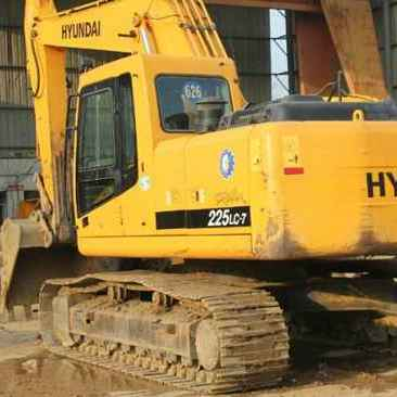 出售二手现代R225-7挖掘机(个人车源 急售)