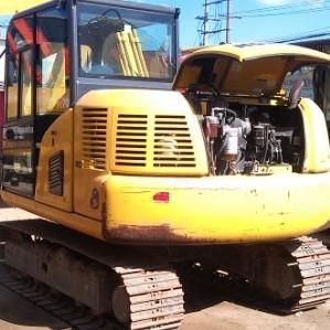 出售二手小松PC70-8挖掘机(原版车况 全国包运)