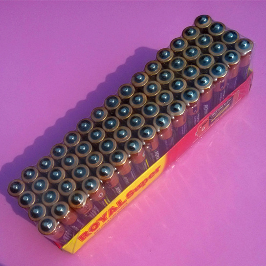 5号闹钟 计算机用电池 1元店专售电池