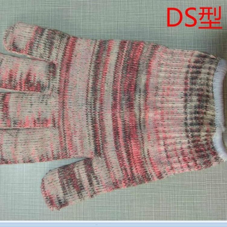 结实耐用经济实惠的0.8元花线手套DS型来中国网库青岛集芳商铺网购下单